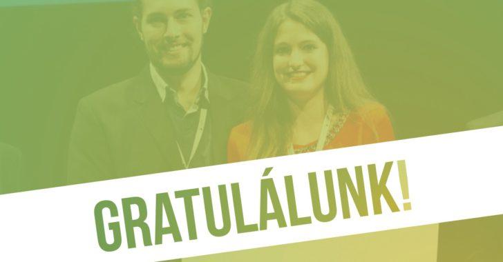 Gratulálunk!