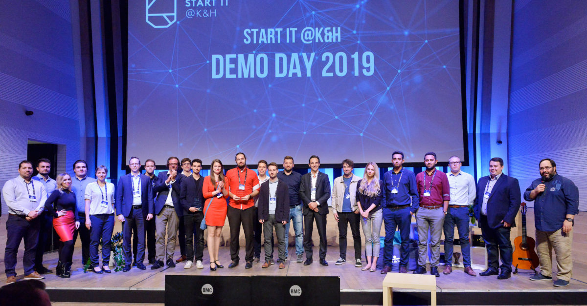 Így Zajlott Az Első Demo Day