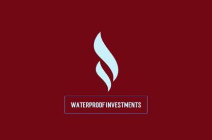 Waterproof Investments (új)
