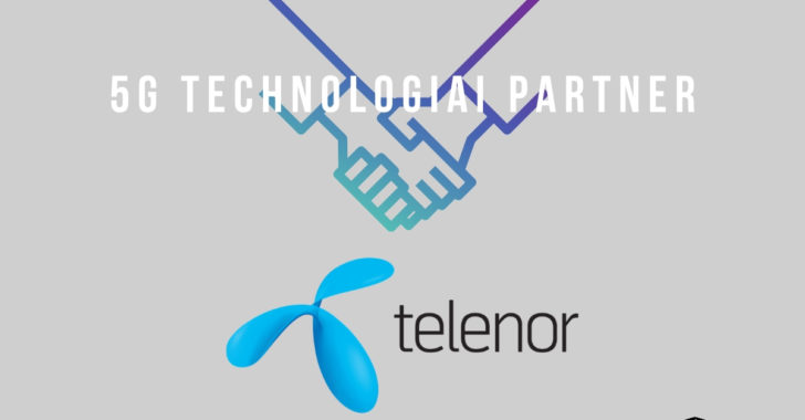 Welcome Telenor!