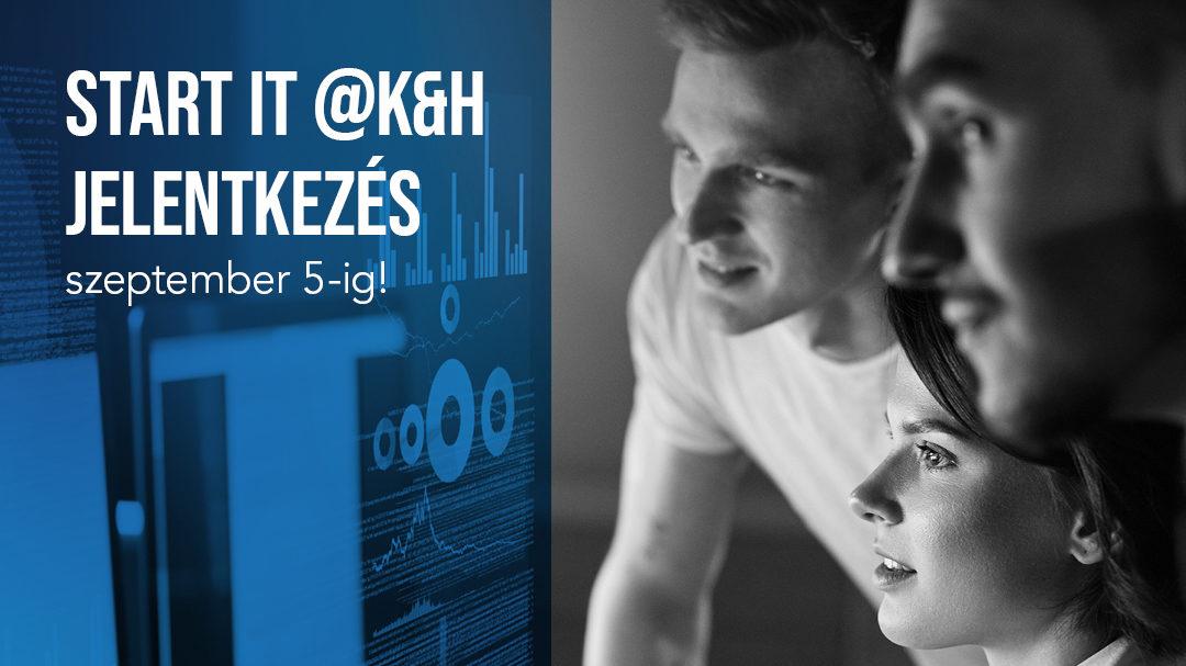 Fenntarthatósági startupok jelentkezését is várja a Start it @K&H inkubátora